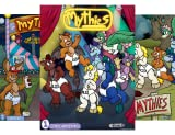 Mythies (10 Book Series)