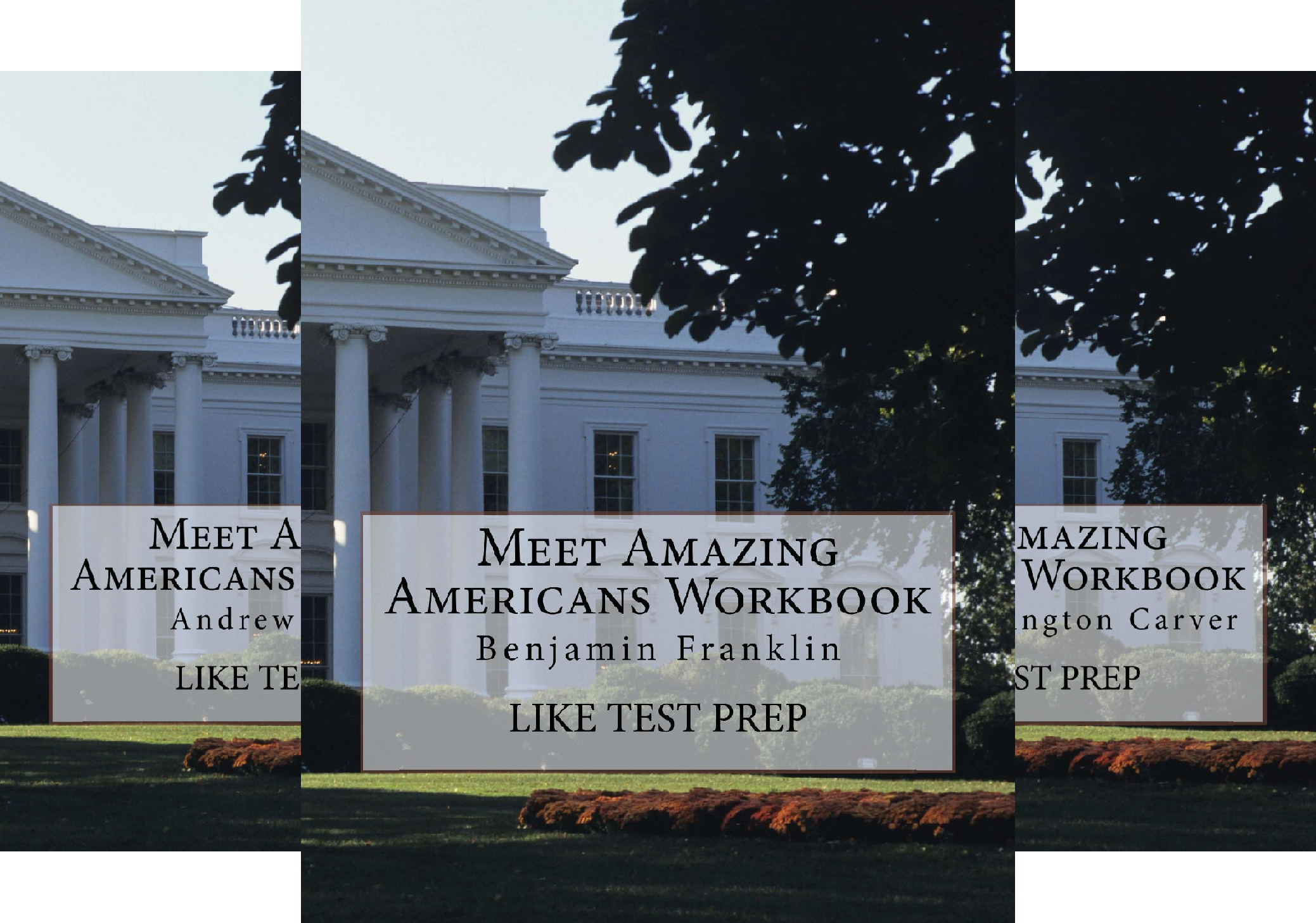 Meet Amazing Americans Workbook (46 Book Series)