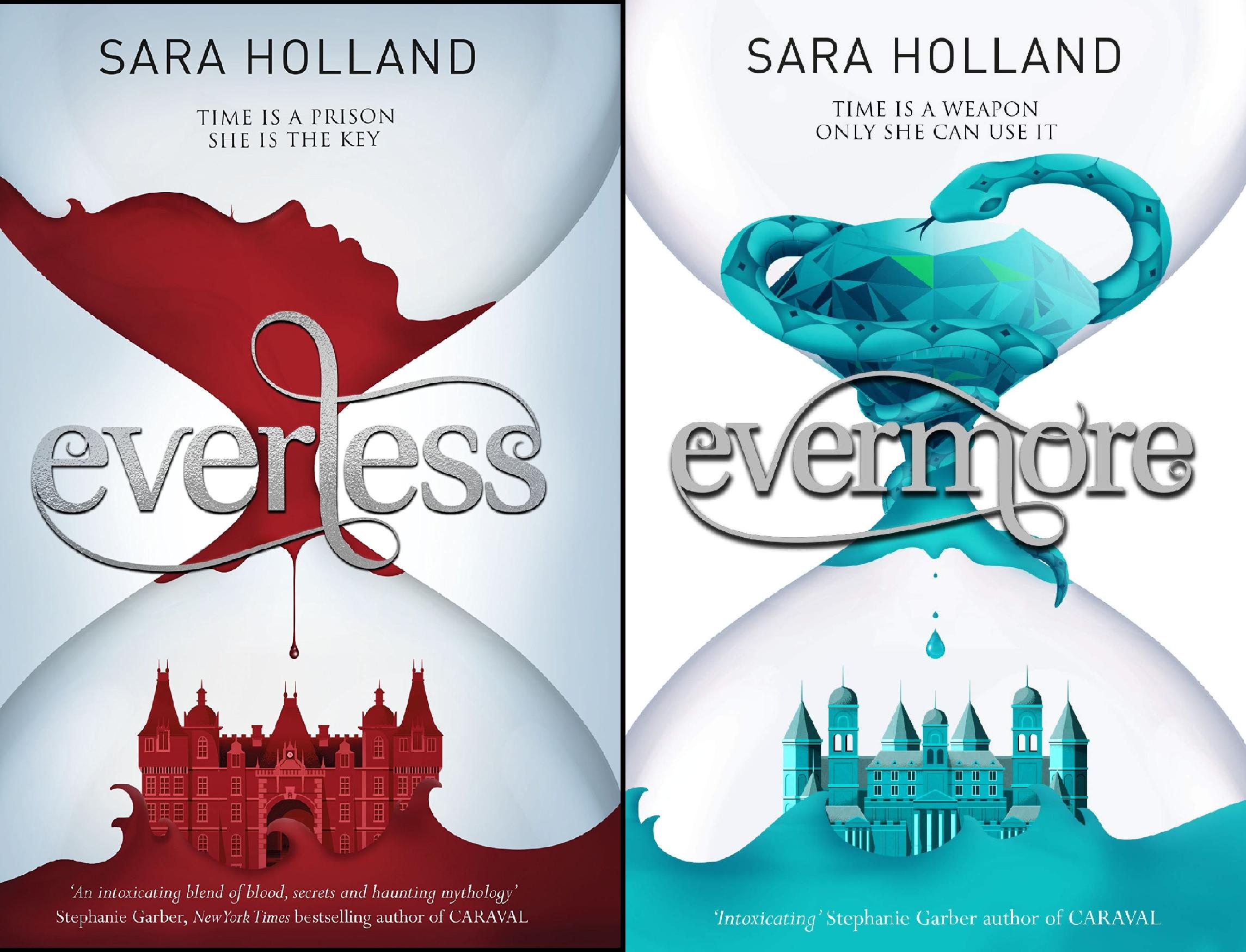 Sara Holland School Books