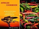 African Cookbook (2 Book Series)