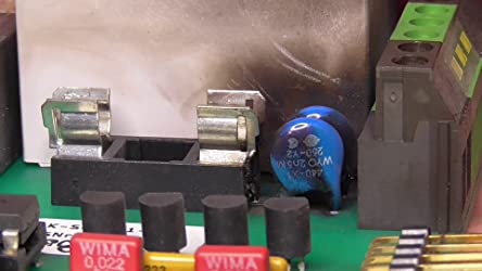 10x Kerko Radial 2 5nf 250v Ac Rm5 7x7mm Wy0252mcmkf0k 2500pf Beleuchtung
