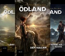 ÖDLAND-Reihe (Reihe in 5 Bänden) von  Christoph Zachariae
