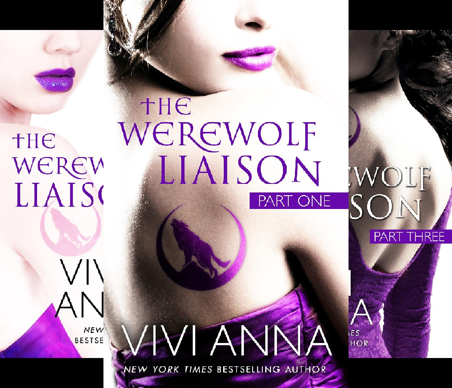 The Werewolf Liaison (3 Book Series)
