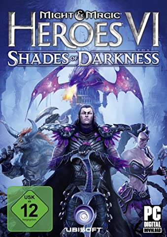 Might & Magic Heroes VI - Shades of Darkness (Standalone Extension) [PC Code - Uplay]