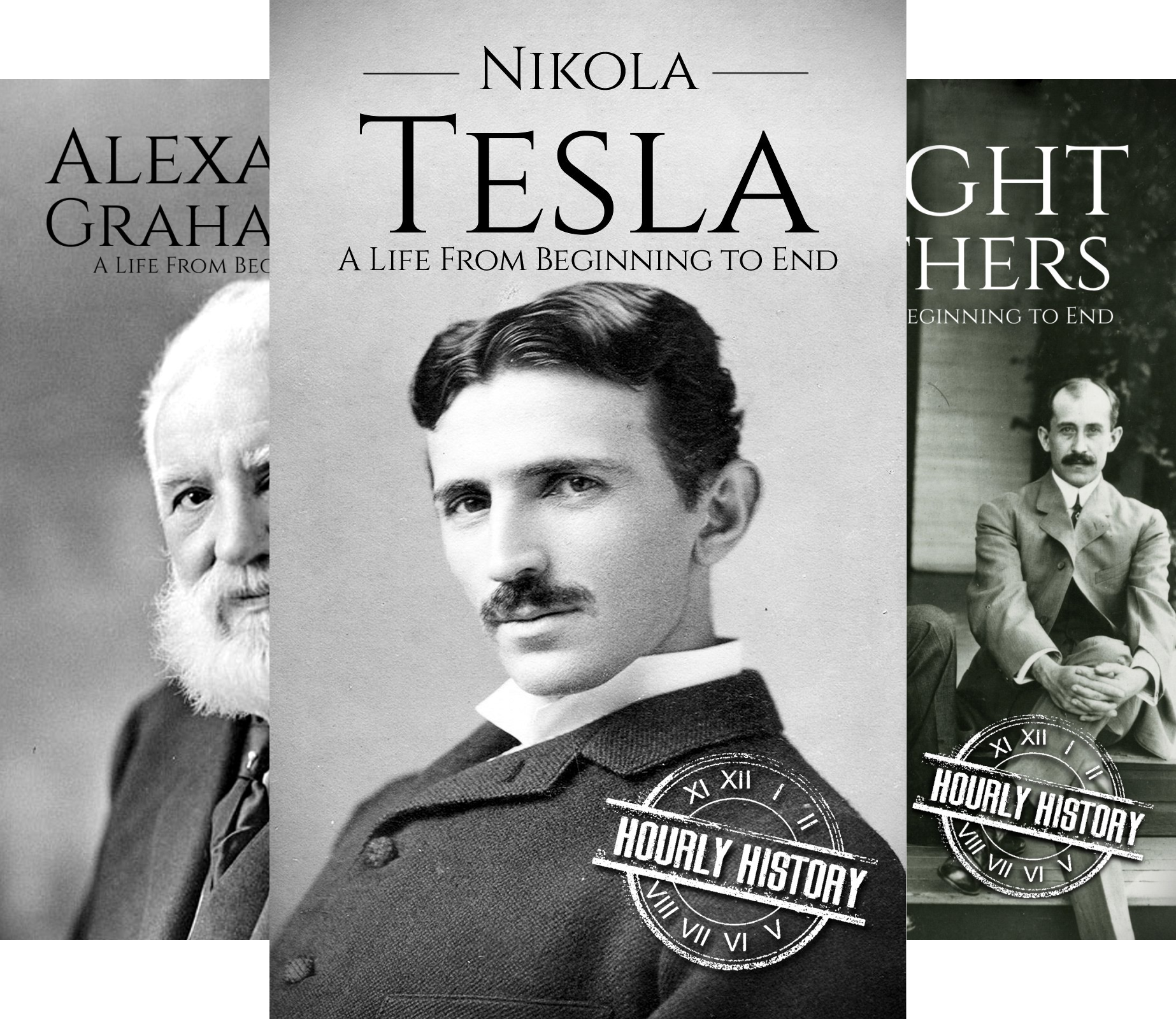 Biographies of Innovators (3 Book Series)