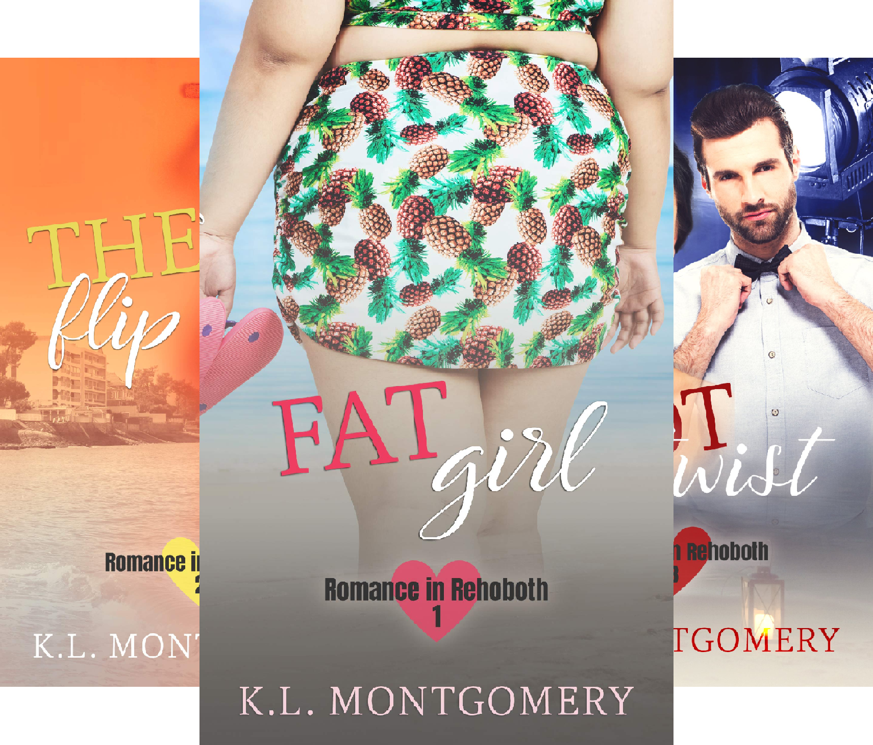 Romance in Rehoboth (5 Book Series)