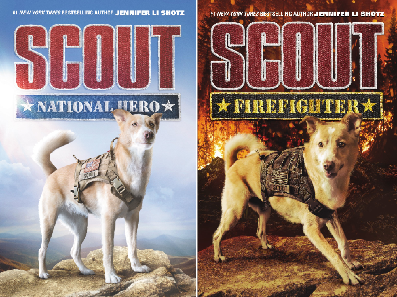 Scout (3 Book Series)
