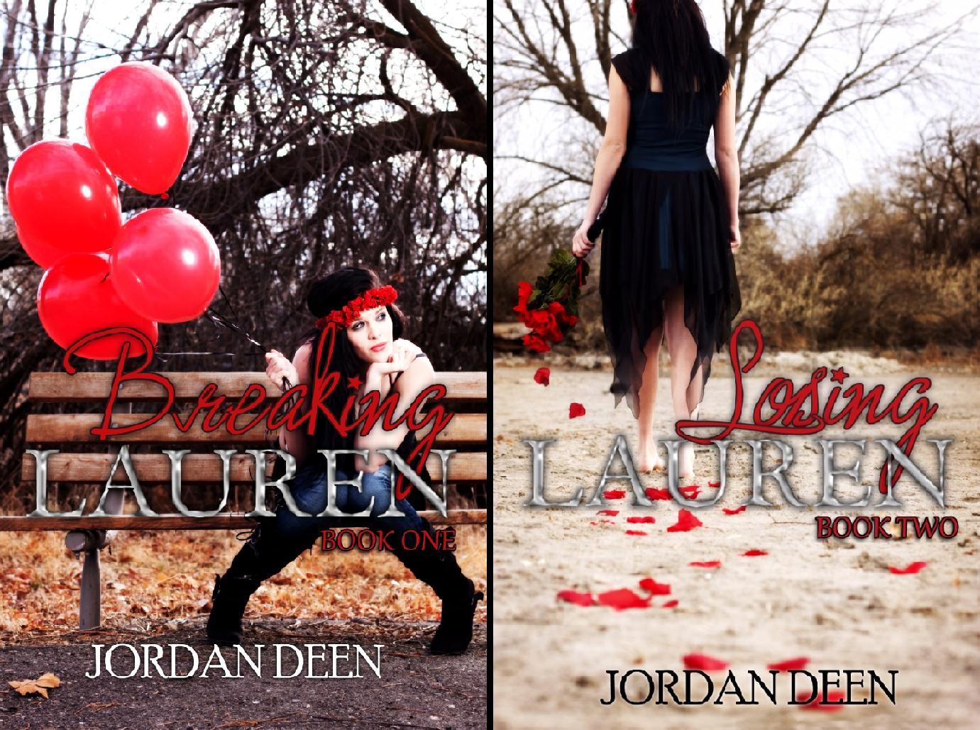 The Lauren Series (2 Book Series) (Deen Jordan)