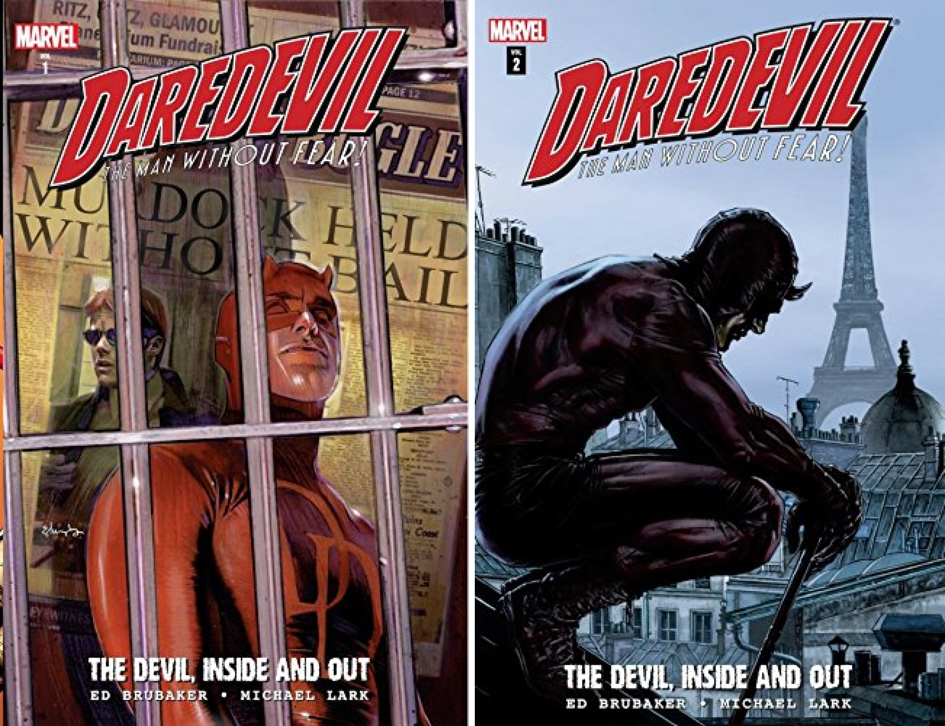 Daredevil (1998-2011) (2 Book Series)