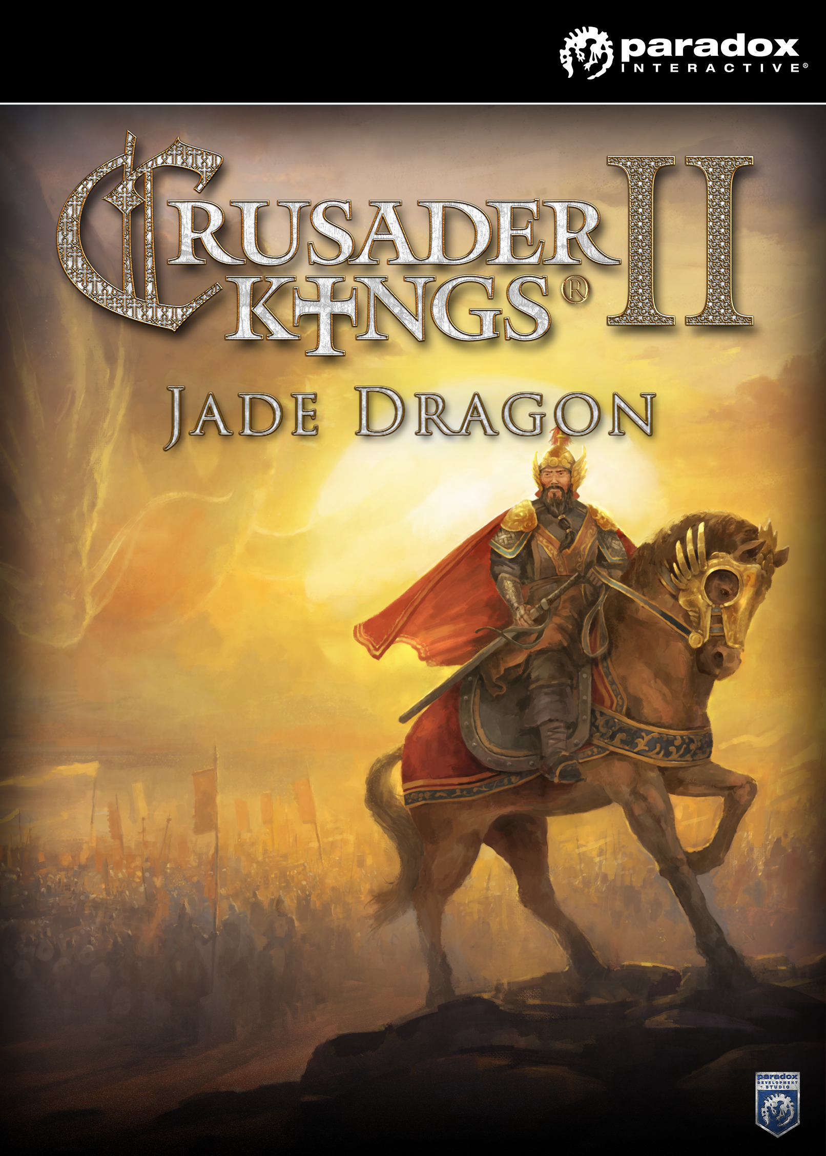 Crusader Kings II: Jade Dragon [PC/Mac Code - Steam]