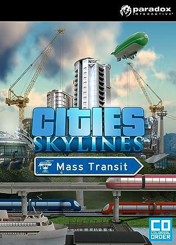 Cities Skylines: Mass Transit [PC/Mac Code - Steam]
