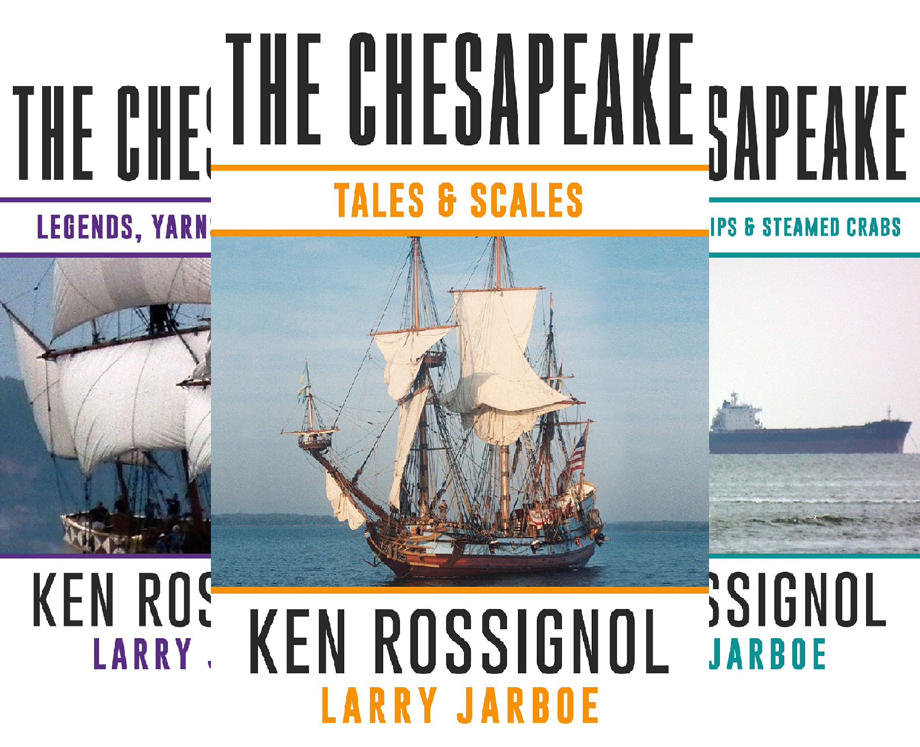 The Chesapeake (7 Book Series)
