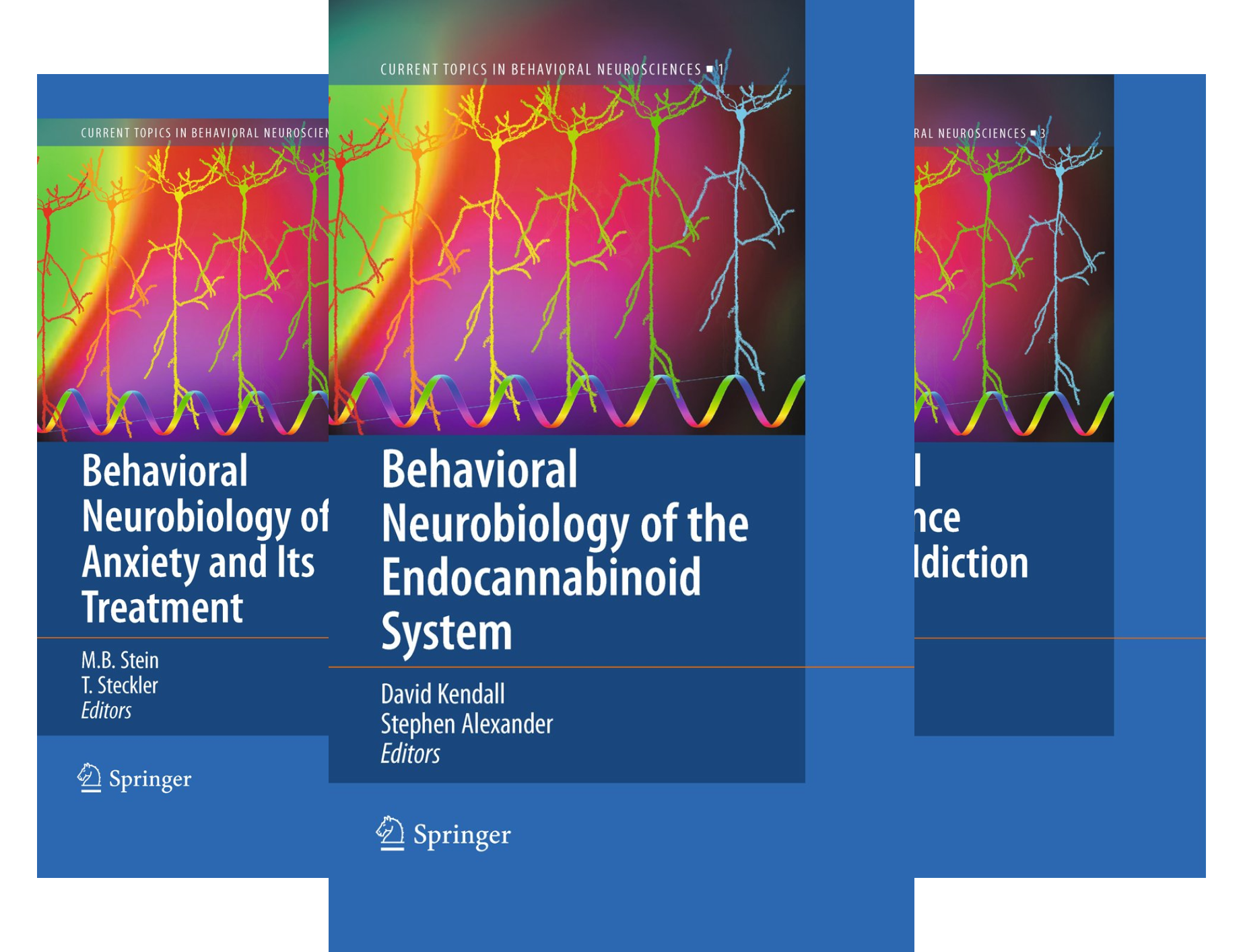 Current Topics in Behavioral Neurosciences (31 Book Series)