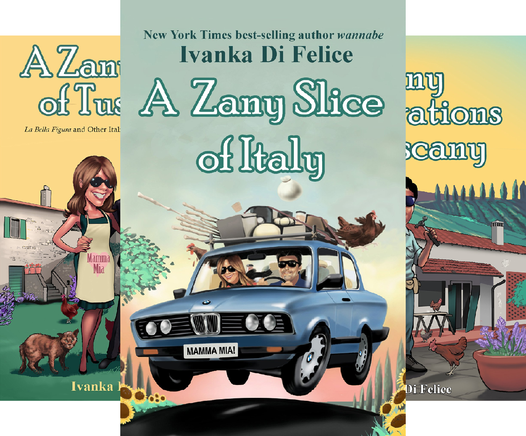 Italian Living (5 Book Series)
