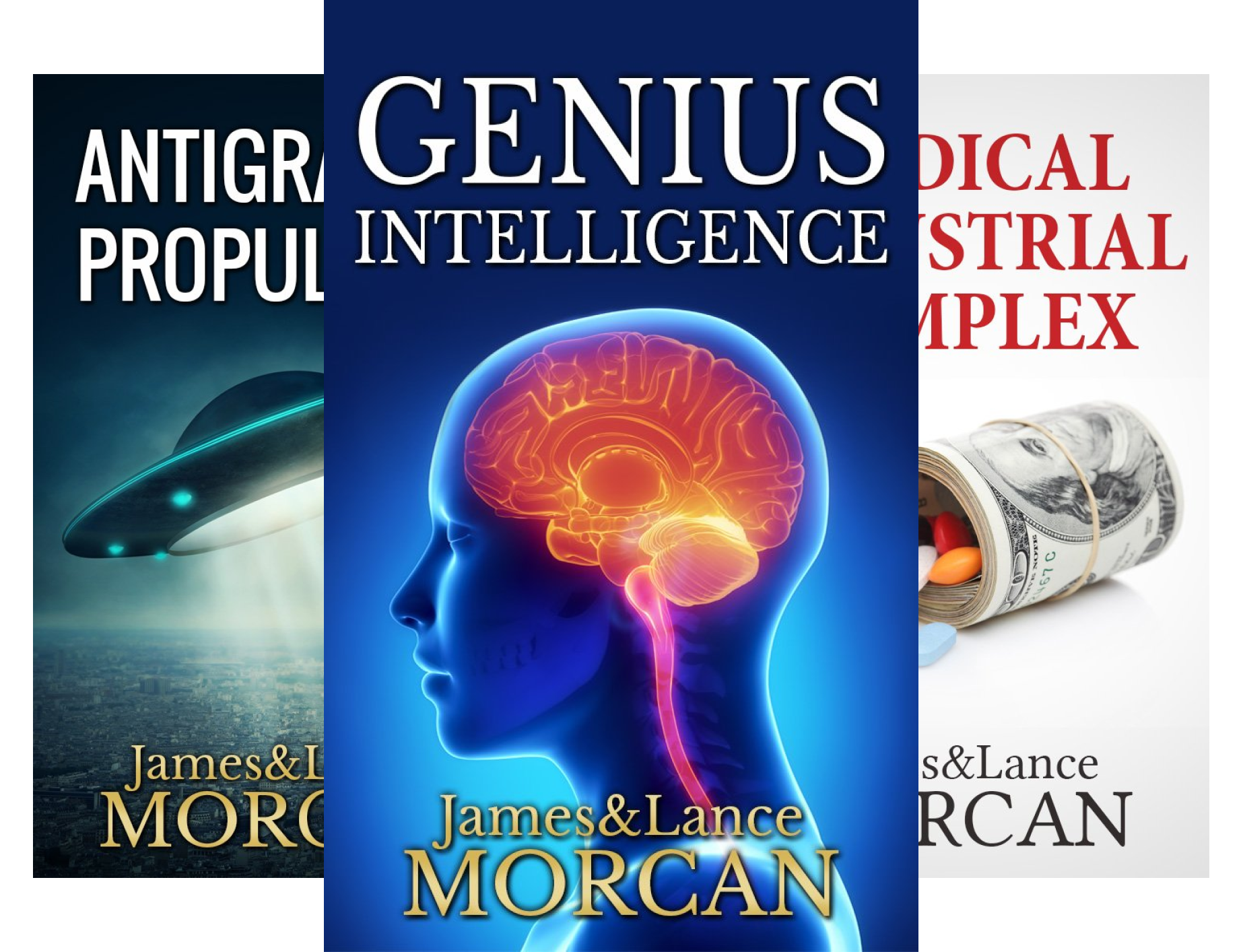 The Underground Knowledge Series (7 Book Series)