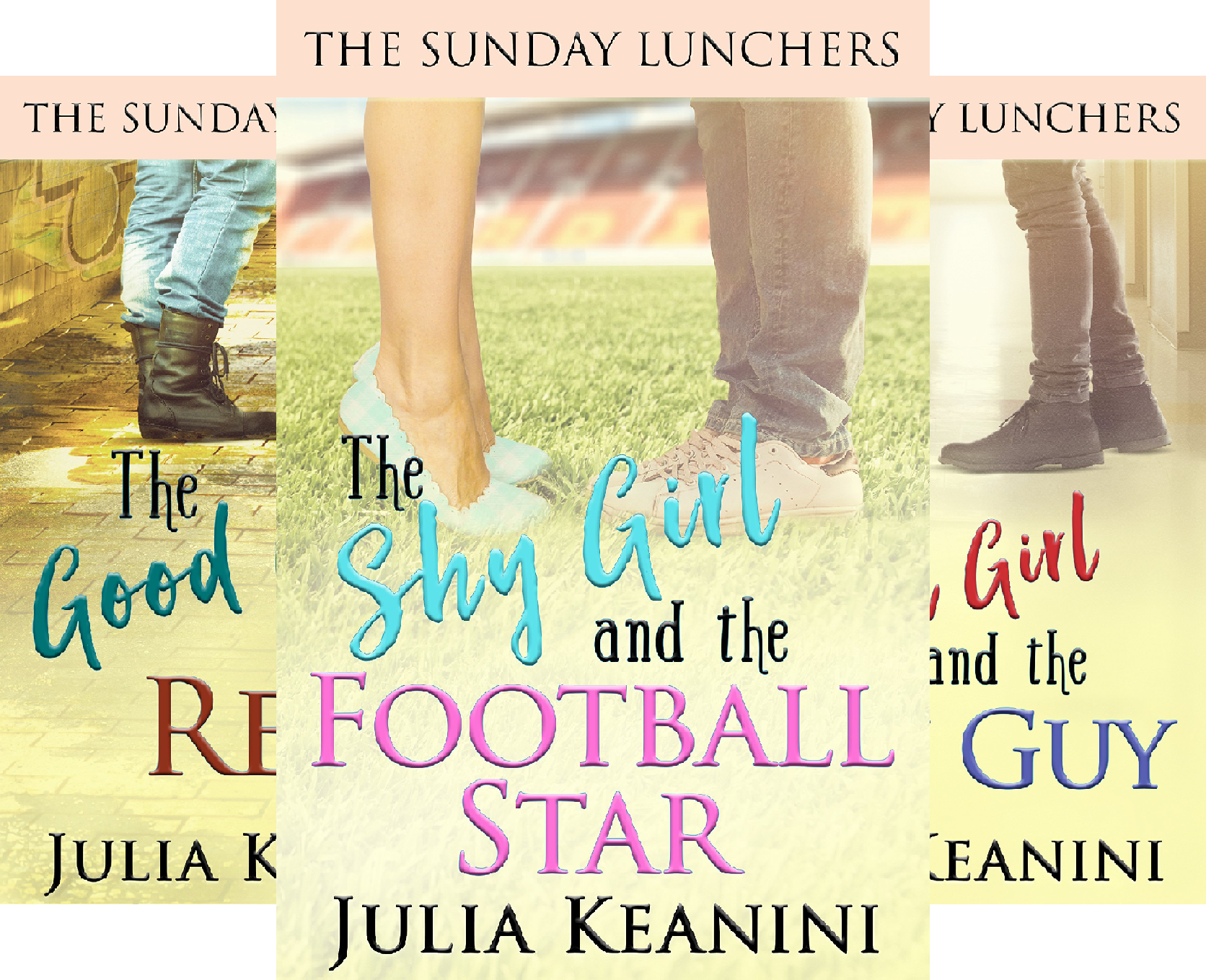 The Sunday Lunchers (6 Book Series)