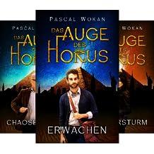 Das Auge des Horus (Reihe in 3 Bänden)