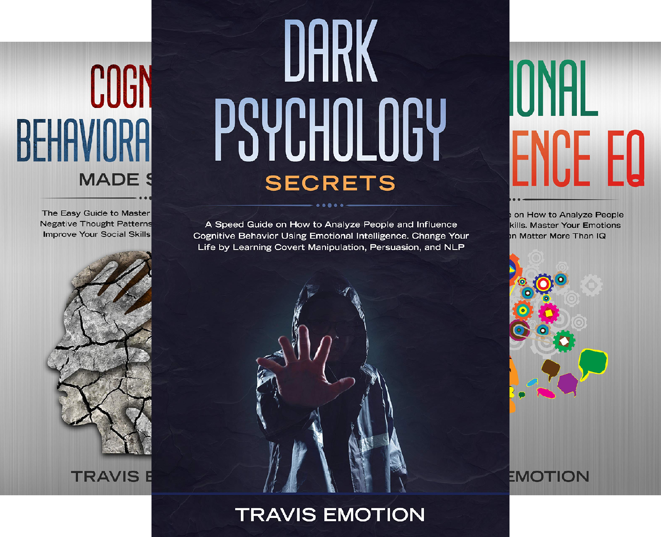 Emotional Intelligence Mastery (6 Book Series)