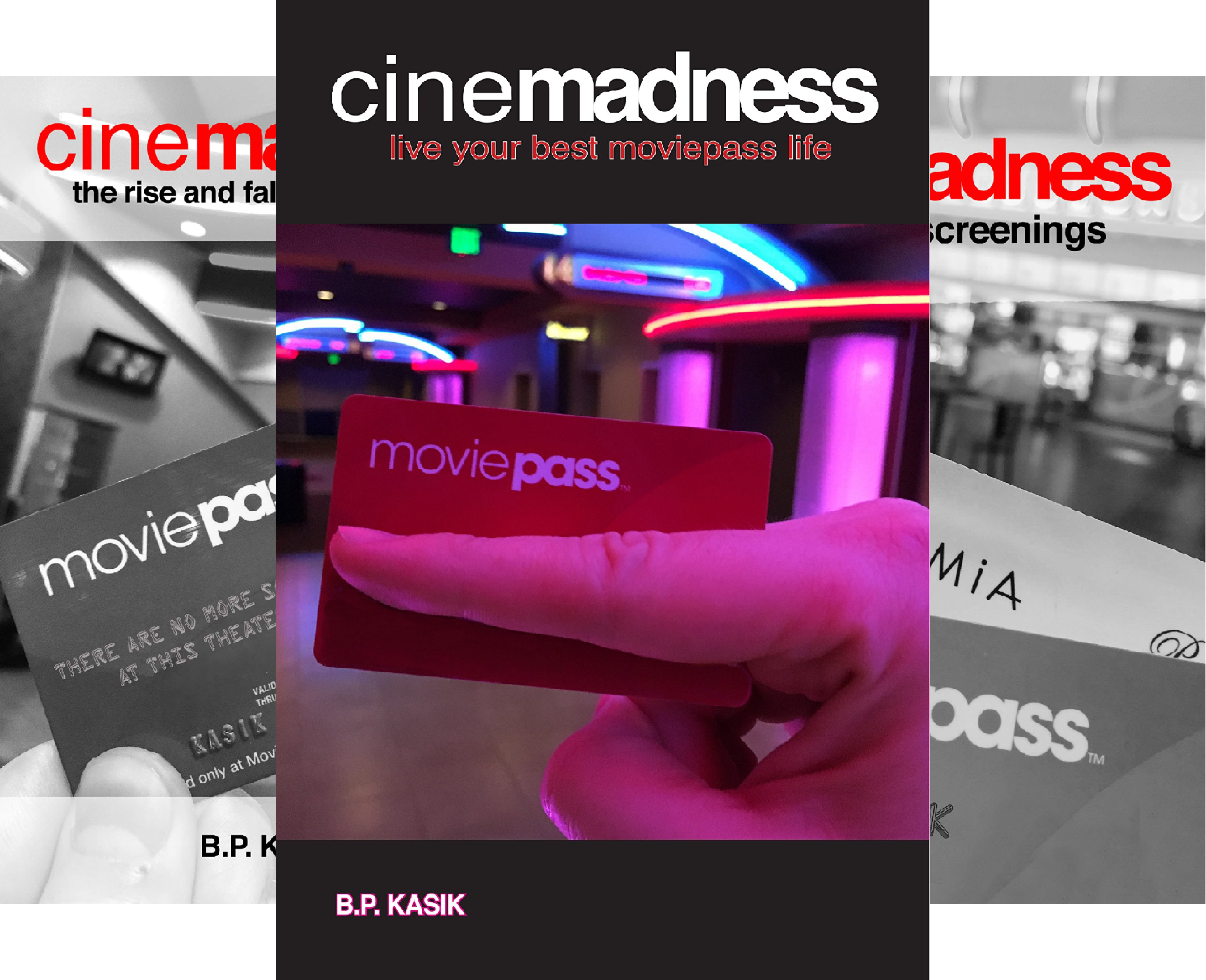 Cinemadness (4 Book Series)