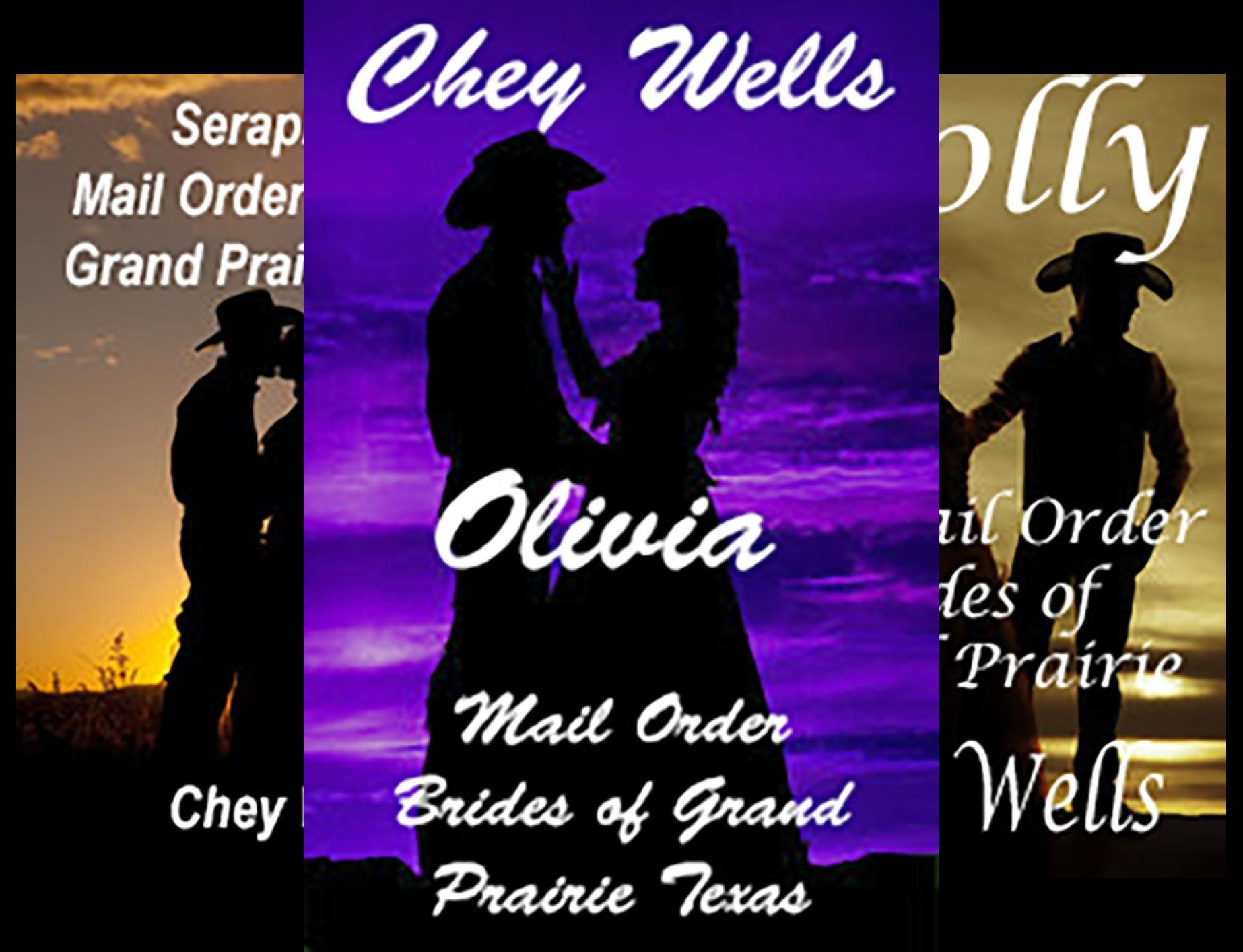 Mail Order Brides of Grand Prairie Texas (5 Book Series)