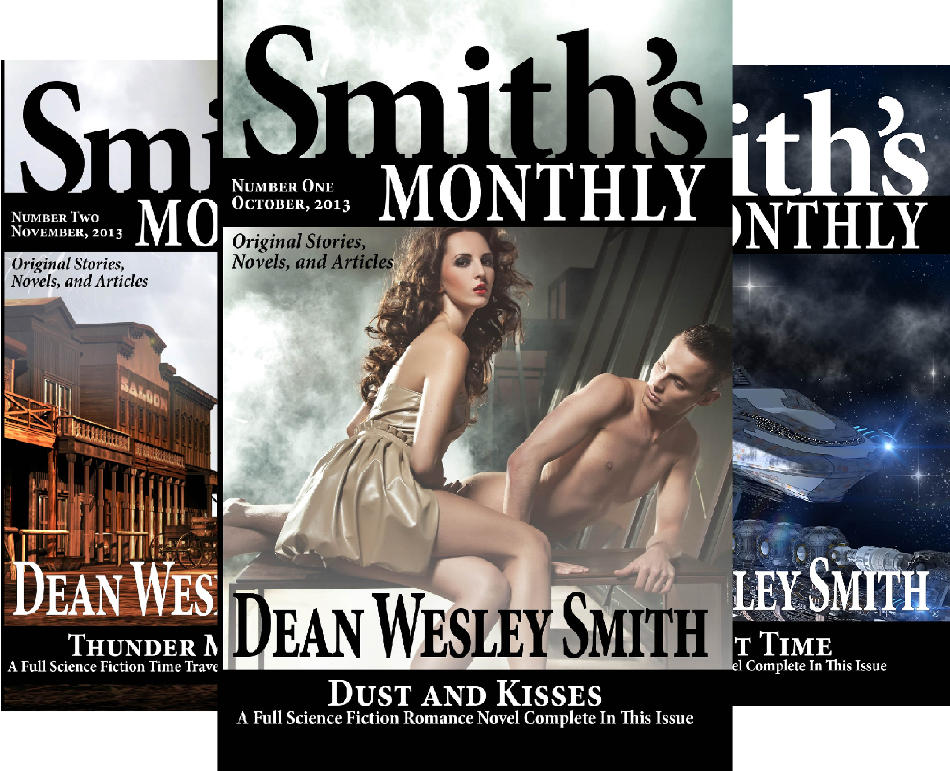 Smith's Monthly (44 Book Series)