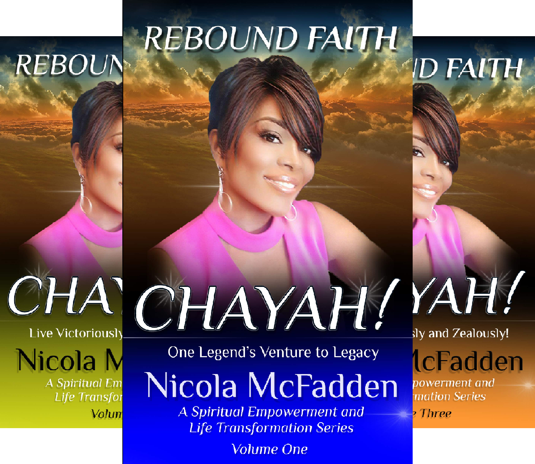 Rebound Faith (3 Book Series)