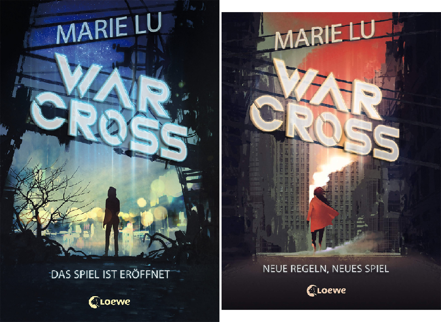 Warcross (Reihe in 2 Bänden)