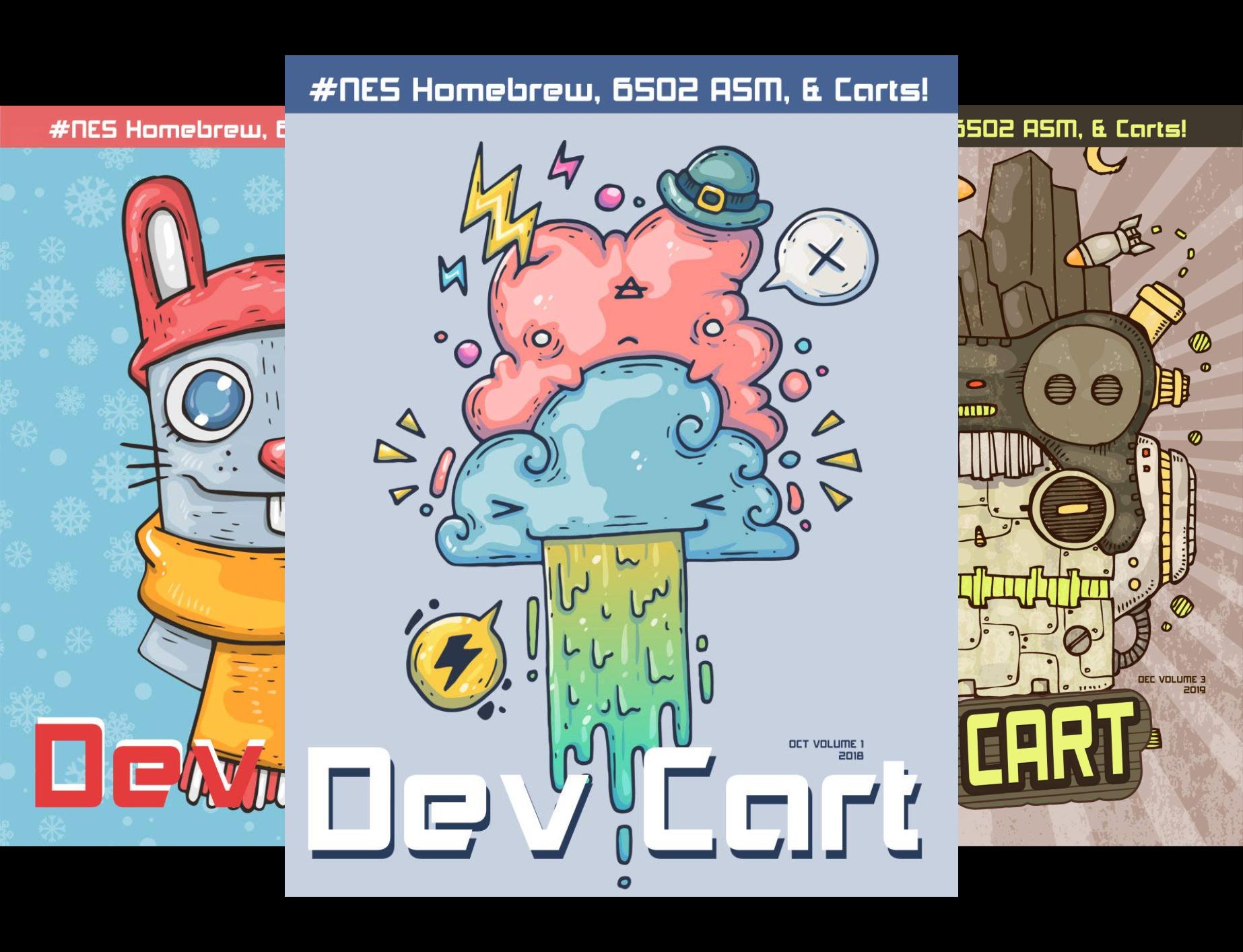 Cart Assembly (Dev Cart (3 Book Series))