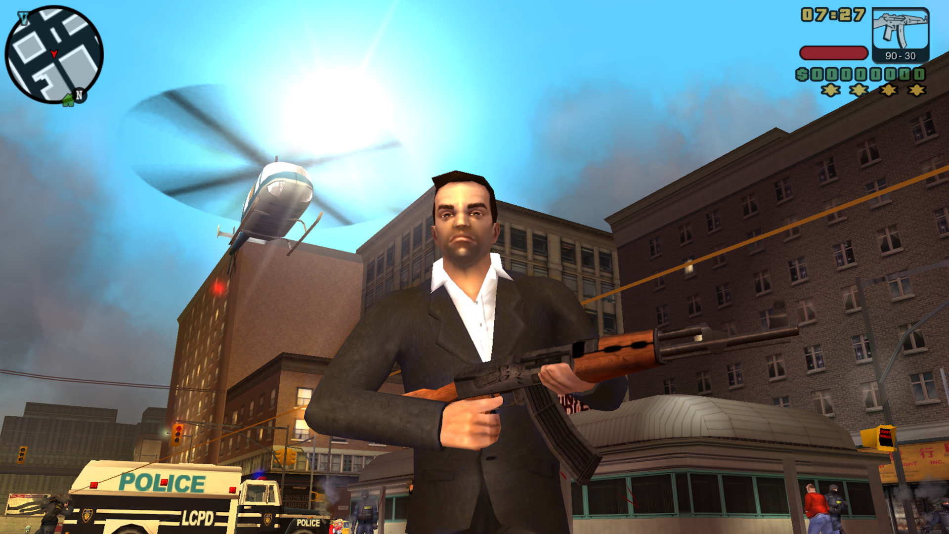 Grand Theft Auto Liberty City Stories Amazon Co Uk Appstore For Android