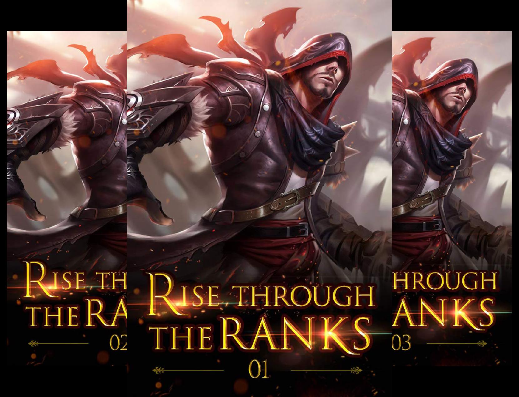 Rise Through The Ranks Series (4 Book Series) -