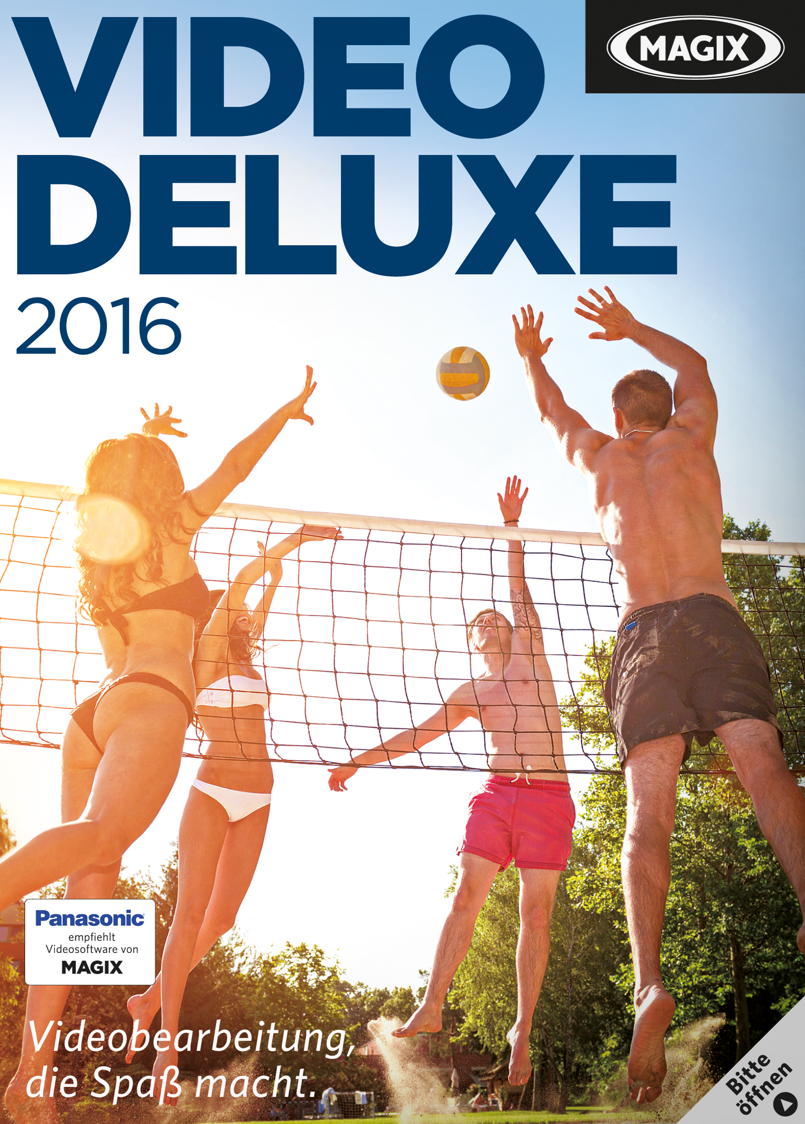MAGIX Video deluxe 2016 [Download] (Microsoft Video-editing)