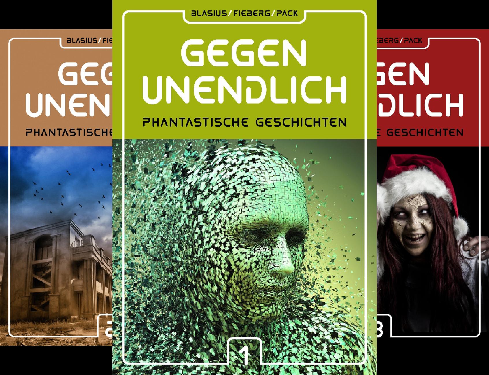 Kleine Ewer (GEGEN UNENDLICH. Phantastische Geschichten (Reihe in 15 Bänden))