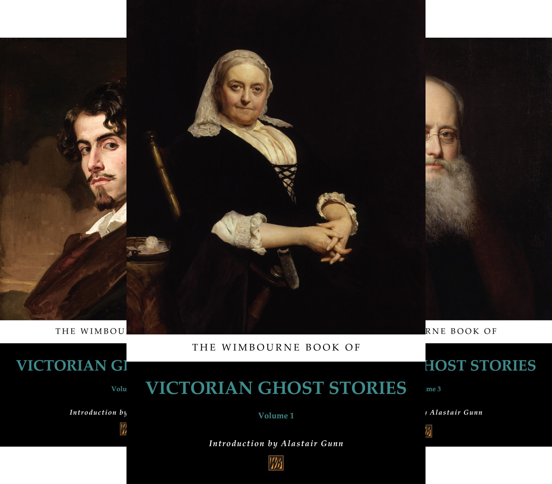 The Wimbourne Book of Victorian Ghost Stories (9 Book - Frances Eliza Andrews