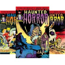 Haunted Horror (Issues) (24 Book Series)