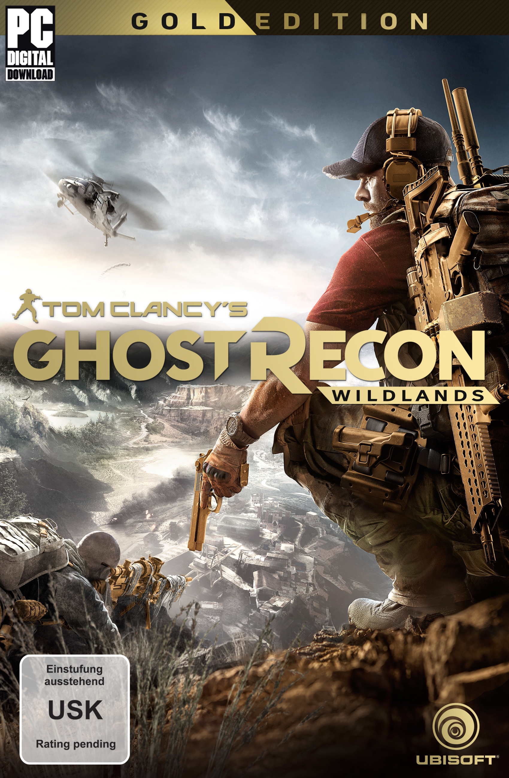 Ghost-ausrüstung (Tom Clancy's Ghost Recon: Wildlands - Gold Edition [PC Code - Uplay])