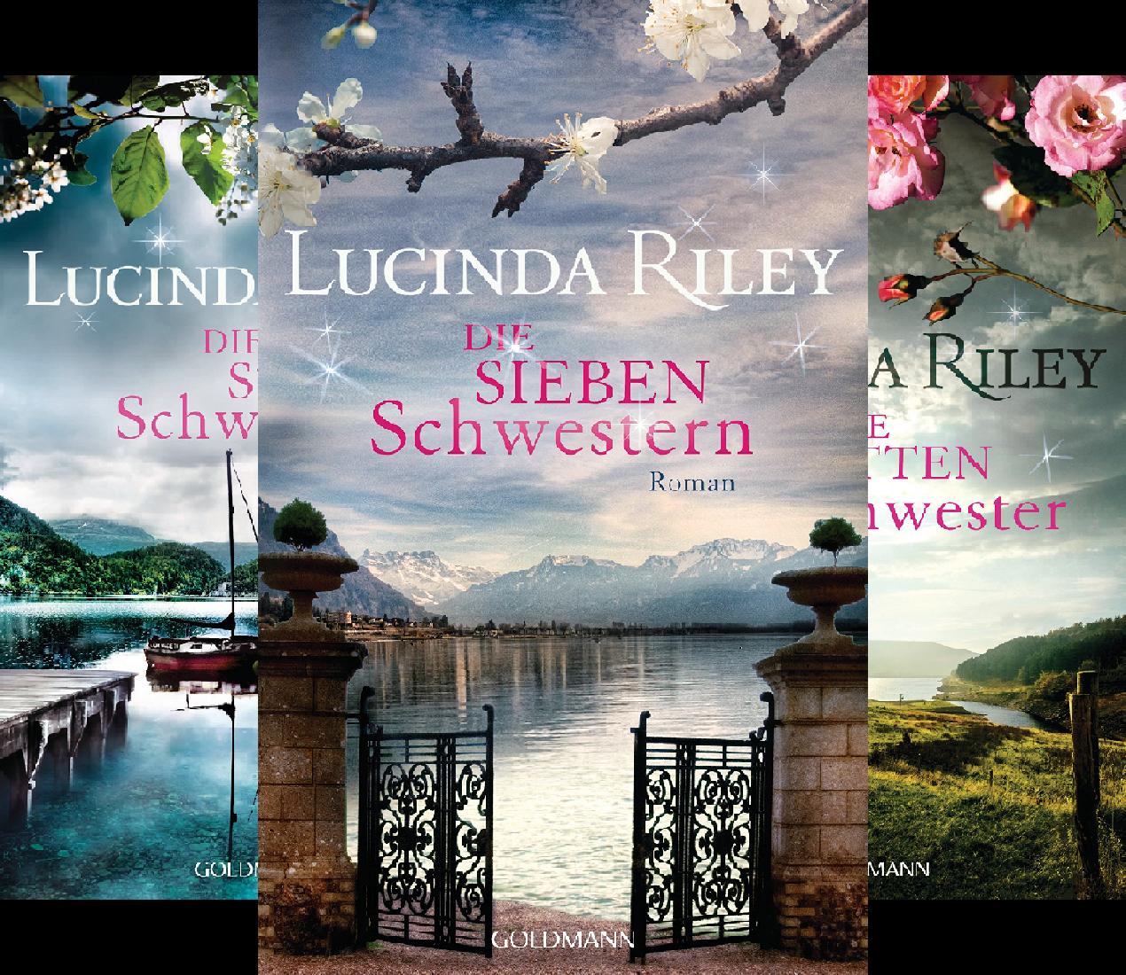 Die sieben Schwestern (Reihe in 5 Bänden)