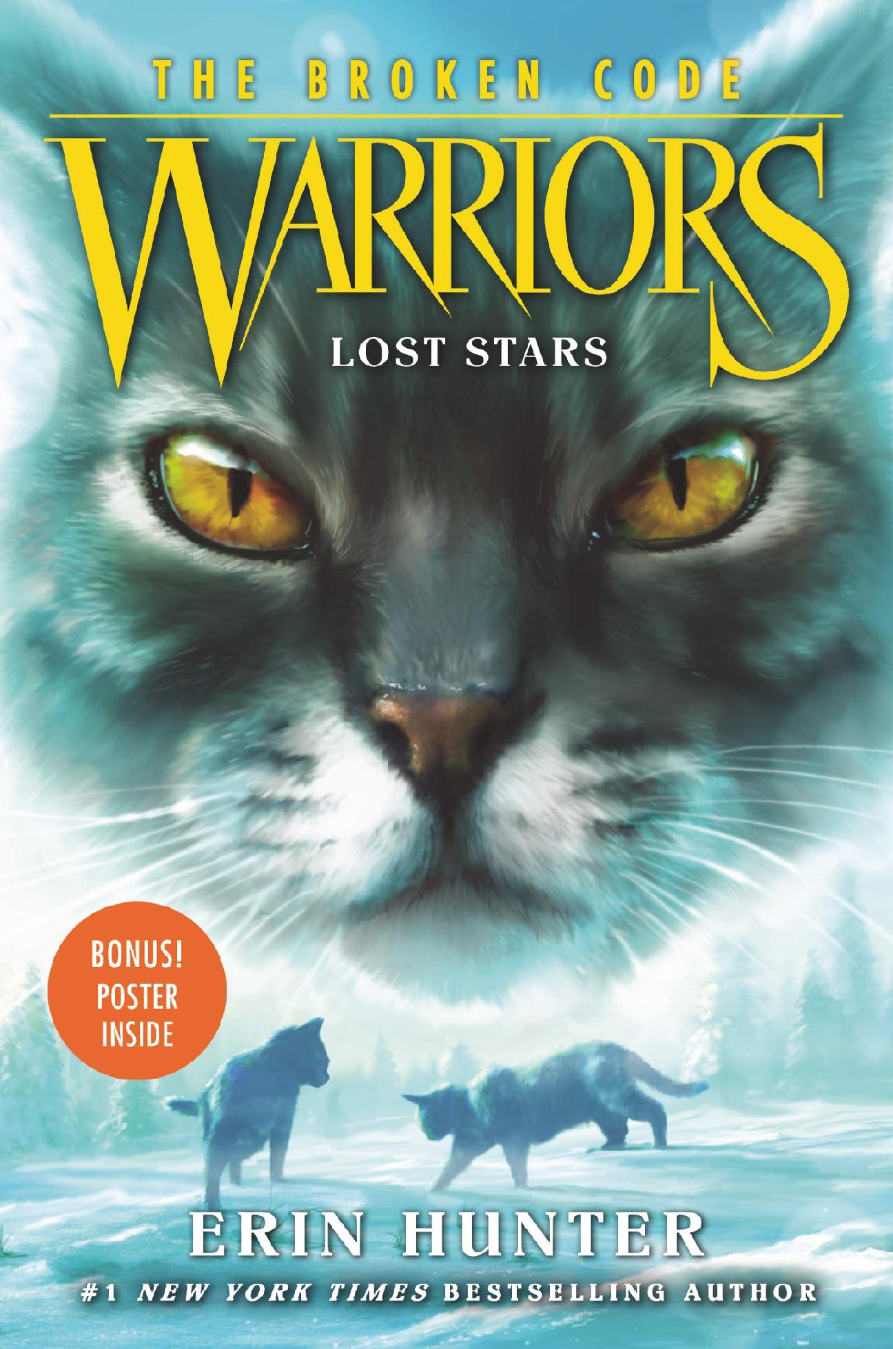 Warriors: The Broken Code (2 Book Series)
