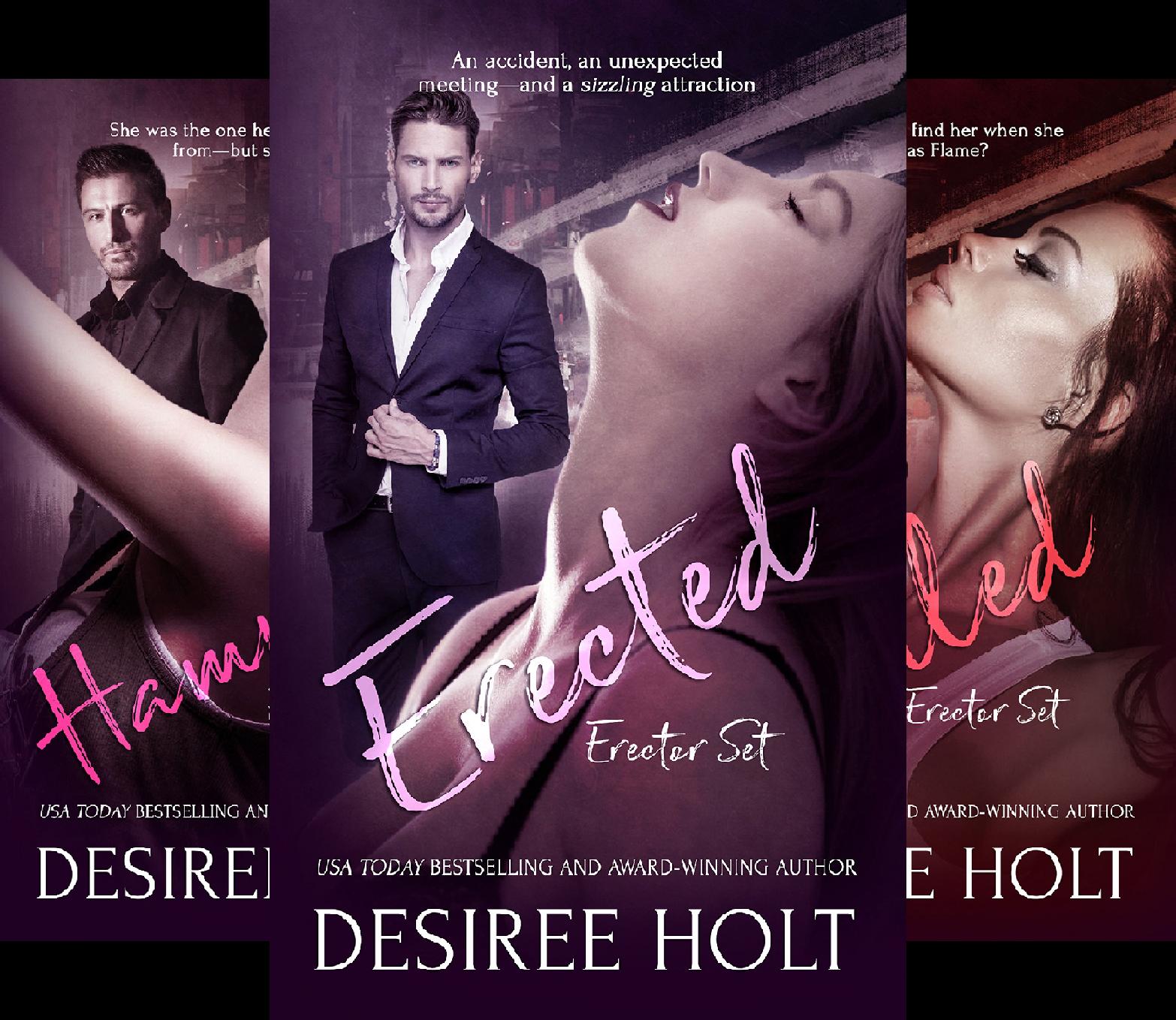 Erector Set (3 Book Series)