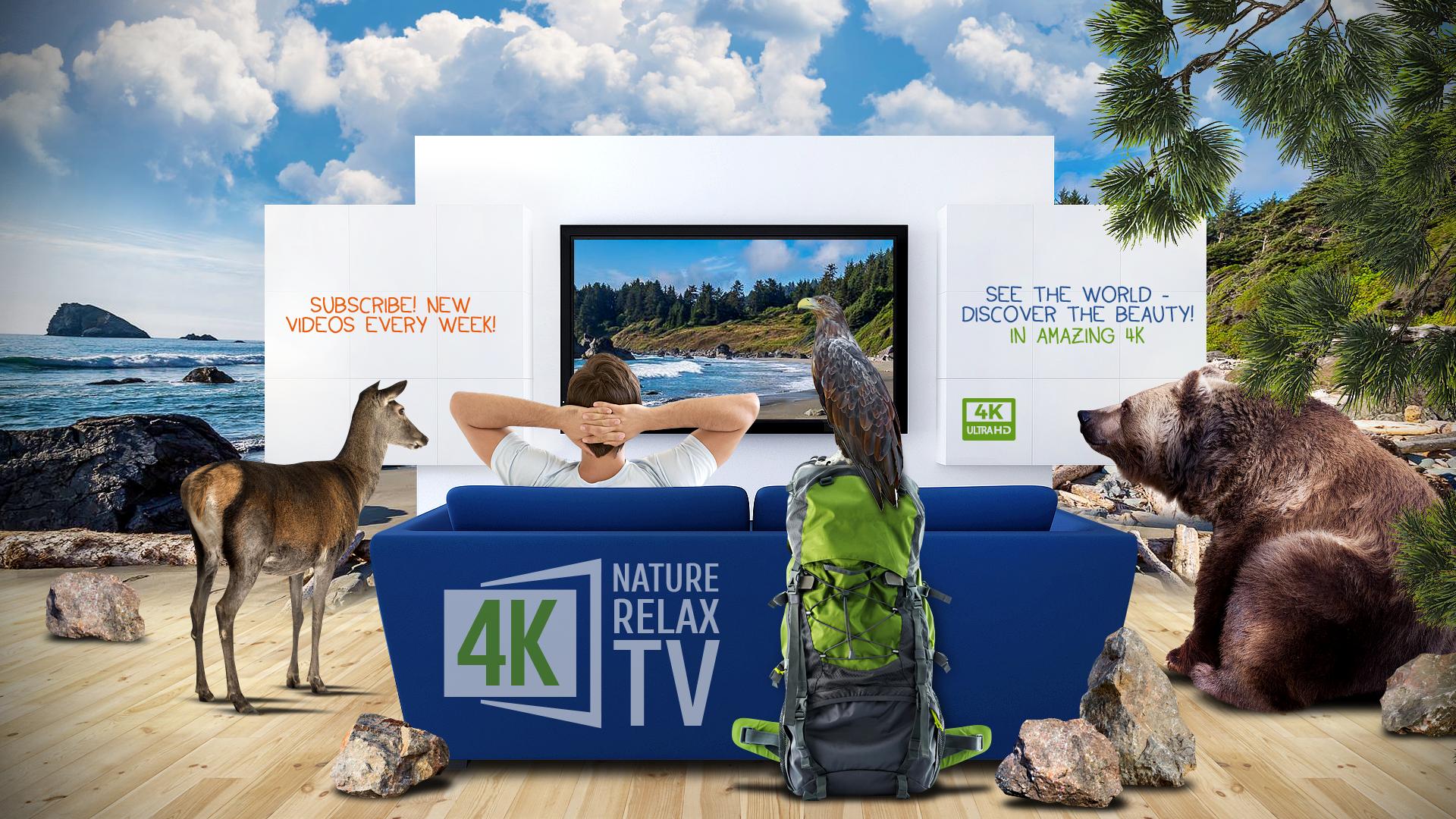 B1nJvs8W3FS - 4K Nature Relax TV
