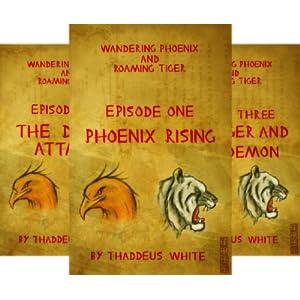 Wandering Phoenix and Roaming Tiger (3 Book Series)
