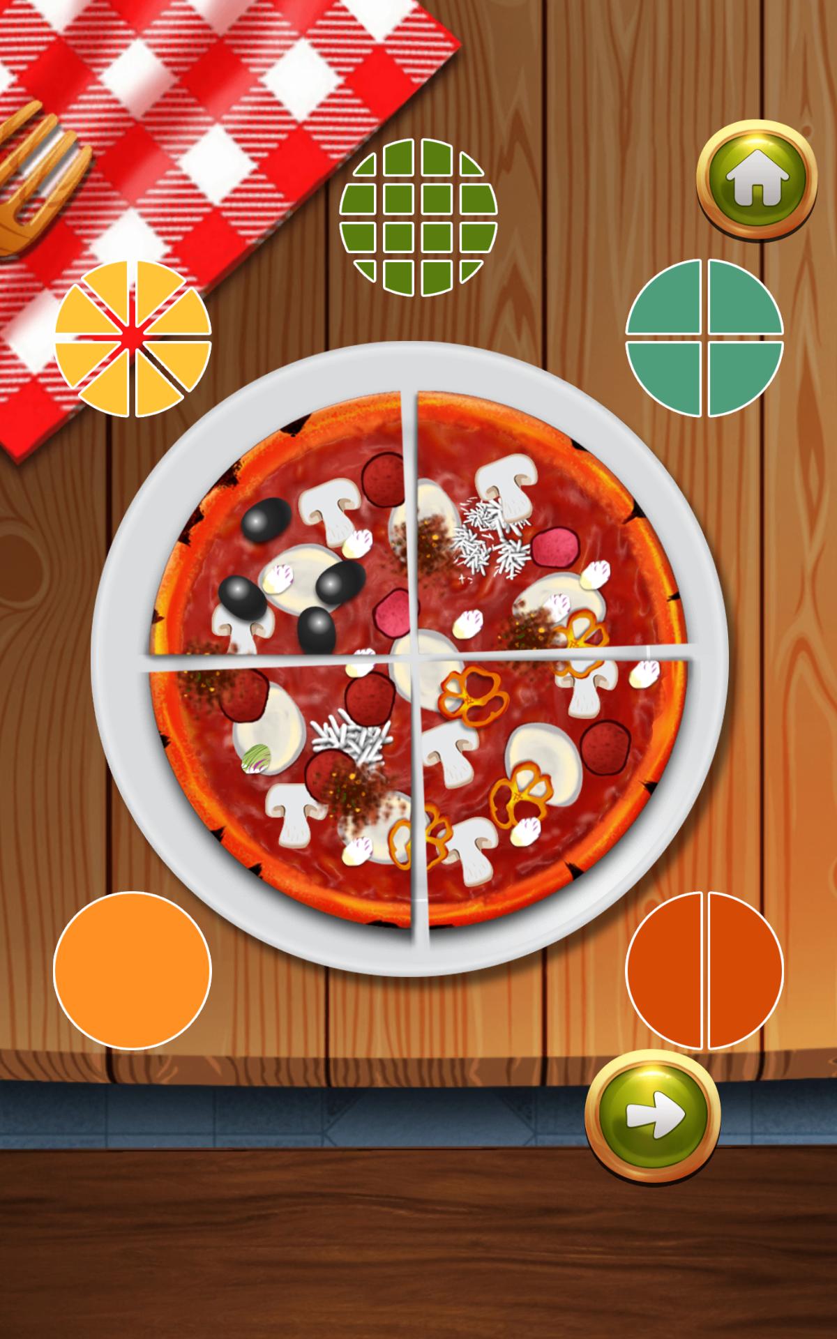 Pizzeria Spiel