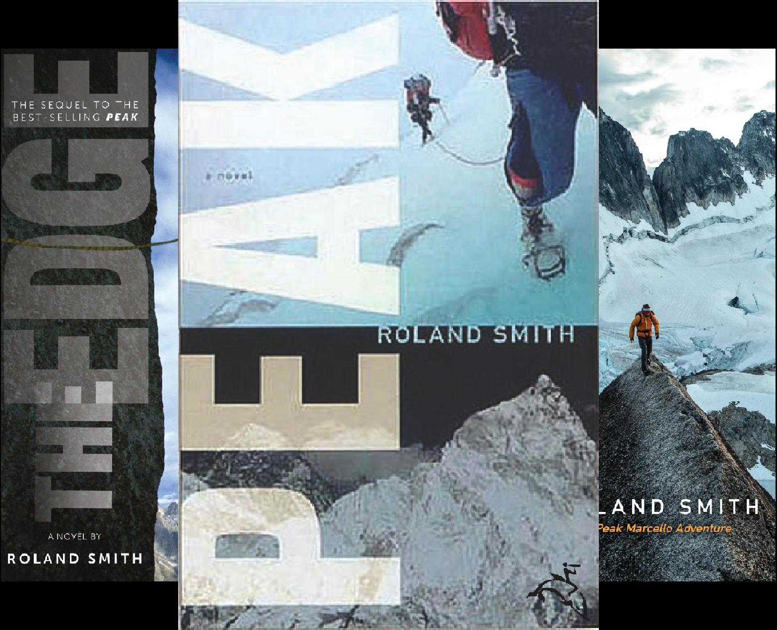 A Peak Marcello Adventure (3 Book Series)
