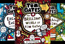 Tom Gates Series (12 Book Series) by  Liz Pichon