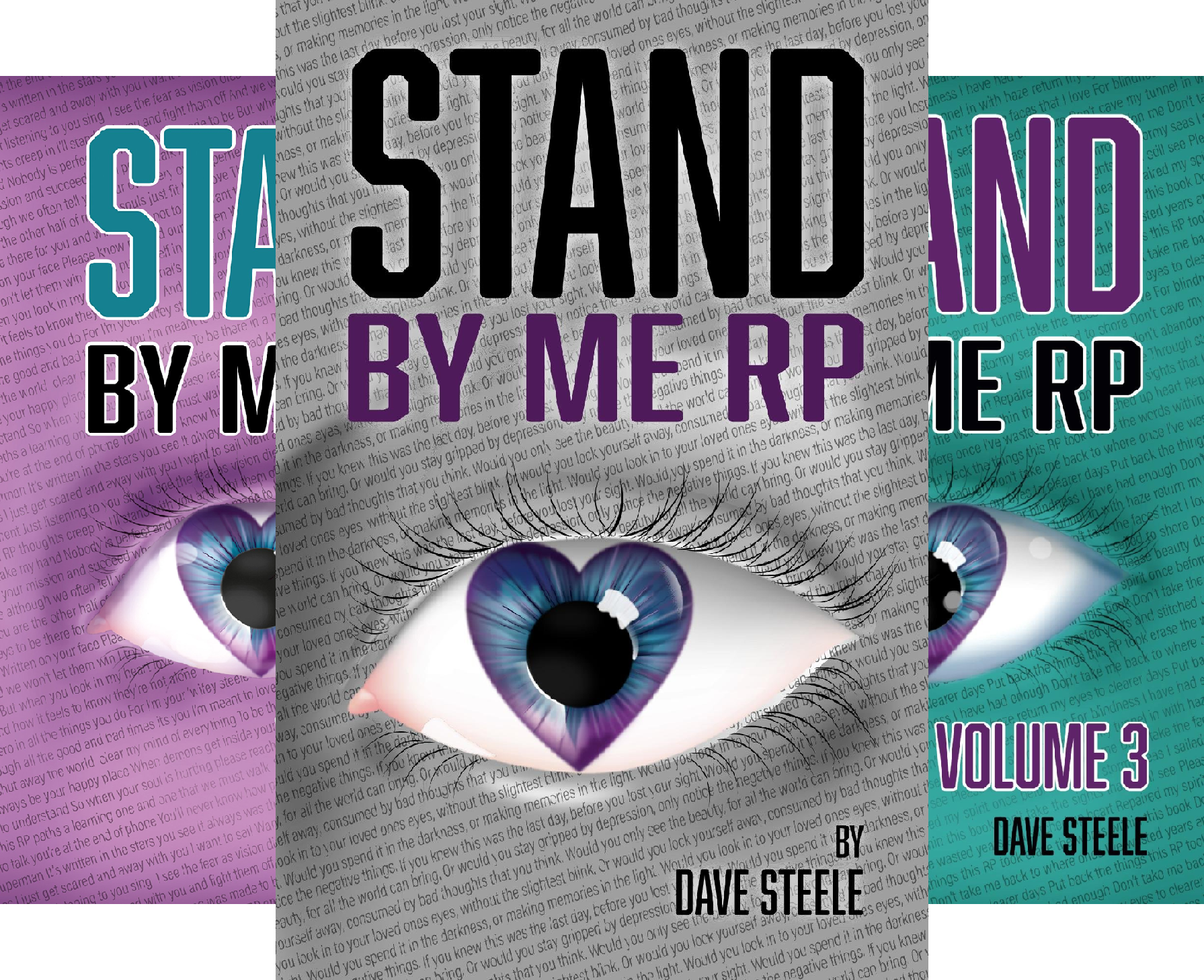 Stand By Me RP (3 Book Series)