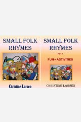 Small Folk Rhymes (2 Book Series) Kindle Edition