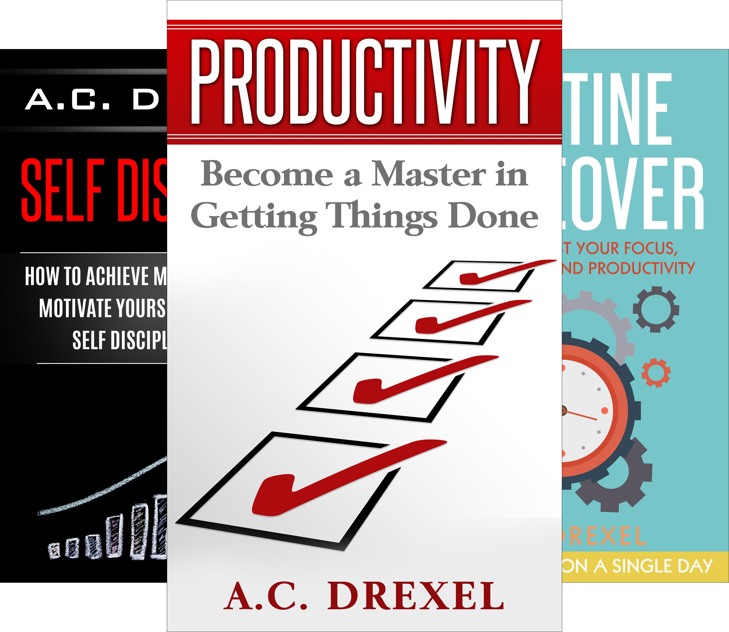 Productivity (4 Book Series)