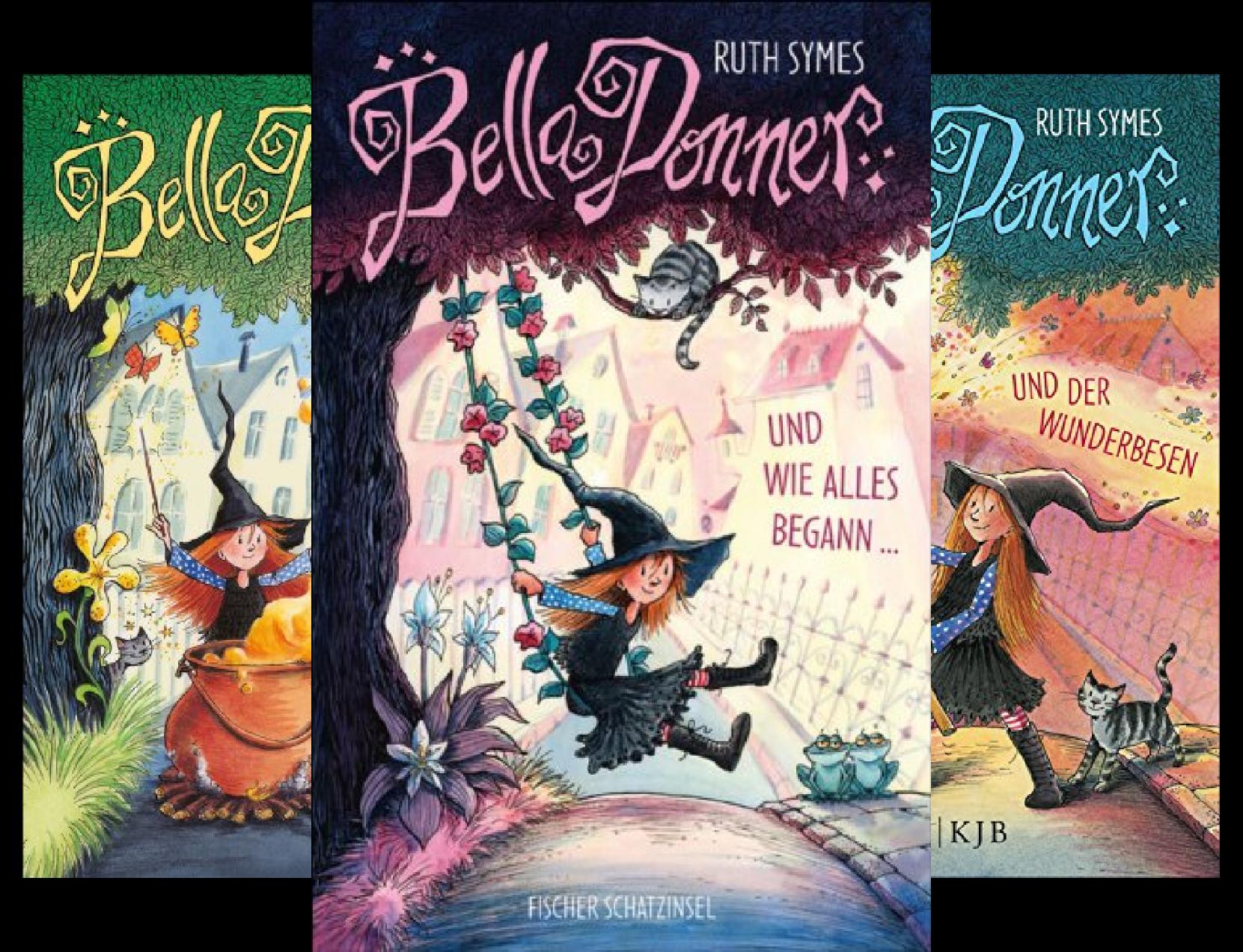 Bella Donner (Reihe in 3 Bänden)