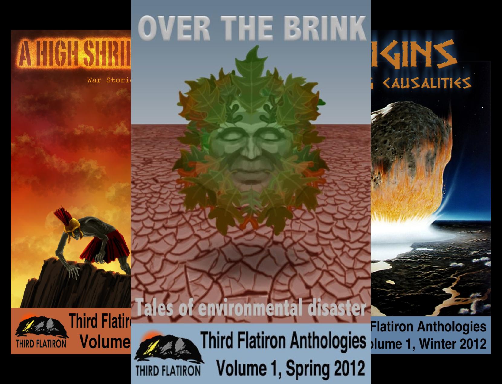 Third Flatiron Anthologies (20 Book Series)