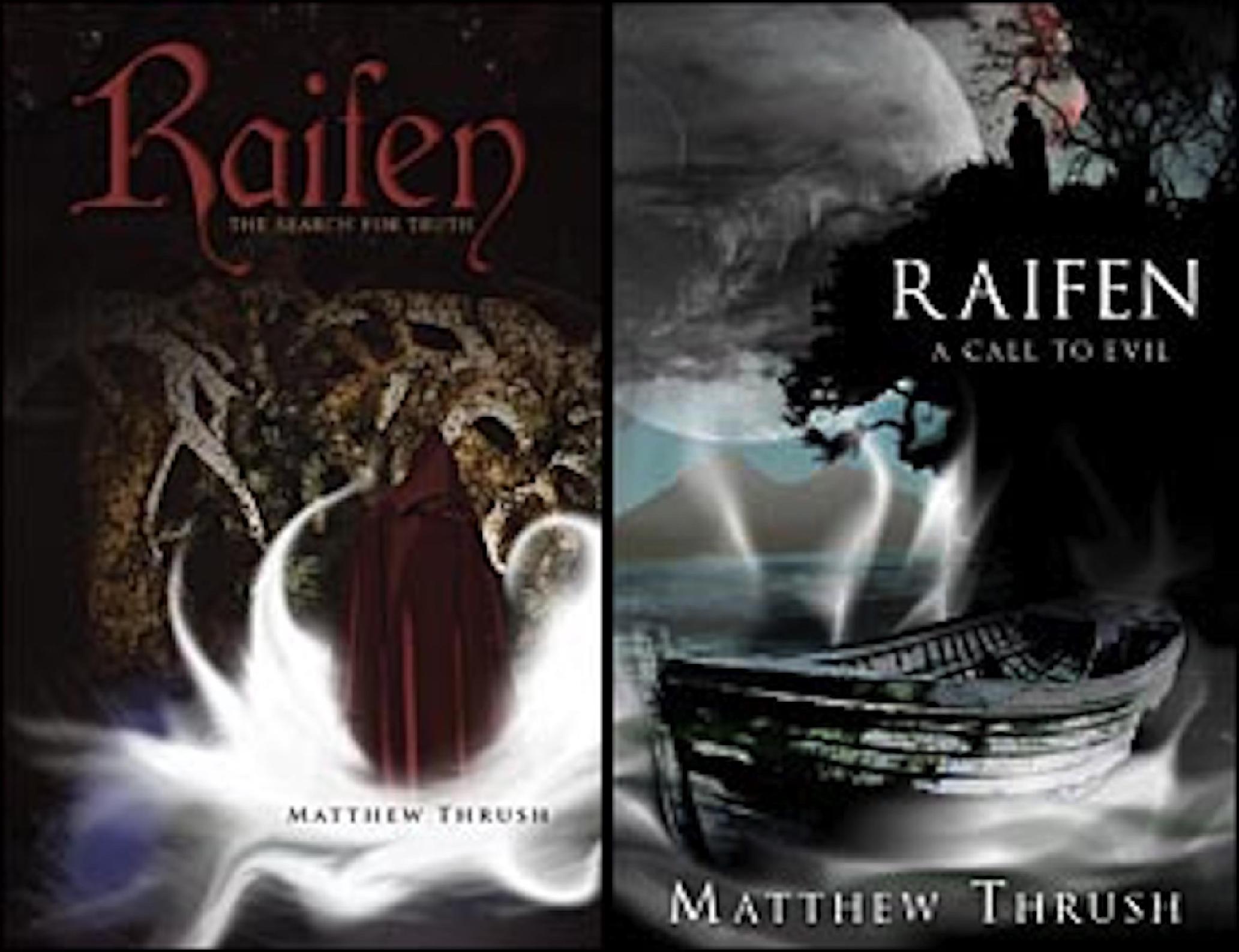 Raifen (2 Book Series) -
