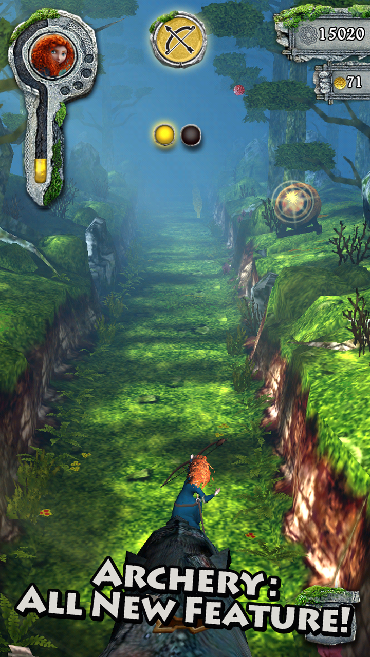 Image of Temple Run: Brave
